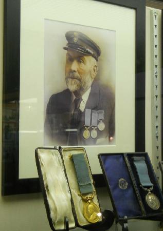 Holyhead Maritime Museum: Lifeboat Hero