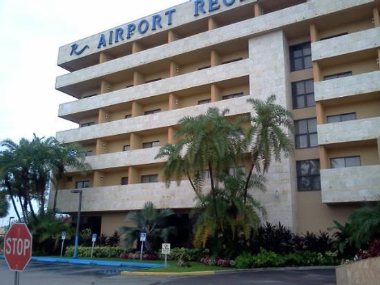 Regency Hotel Miami: Hotel