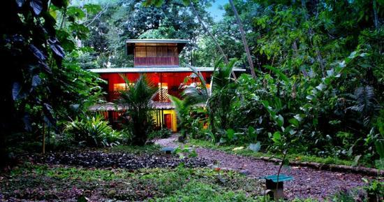 La Kukula Lodge: Reception / Bar / Main lobby