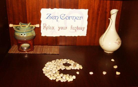 "Palazzo Ajala B&B: ""PaKman""  - (Zen Corner)"