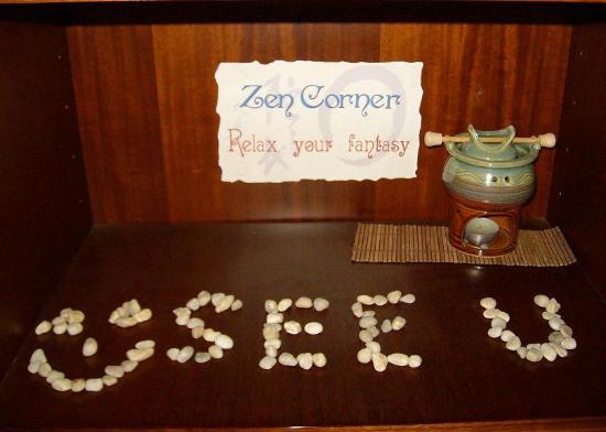 "Palazzo Ajala B&B: ""SEE U!!"" - (Zen Corner)"