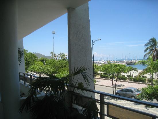 Park Hotel: Hotelbalkon
