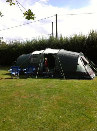 Southview Camping Park: Hotel Tentos