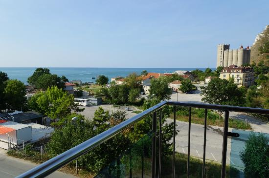 Royal Cove Residence: View from the 4th floor