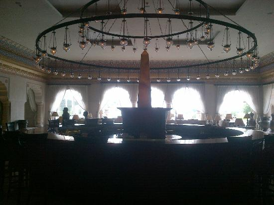 Fairmont Jaipur: TEA LOUNGE