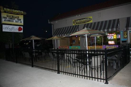 slim and Shorty's in Downtown Arkadelphia!