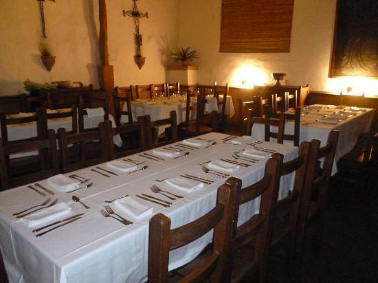 Foto De Restaurante Las Cruces Barichara Decoracion De