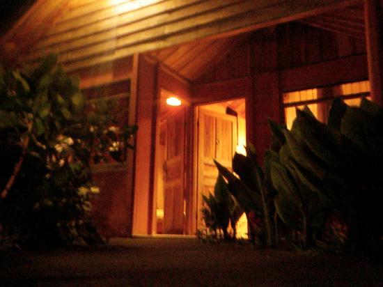 Cabinas Bella Vista : habitacion