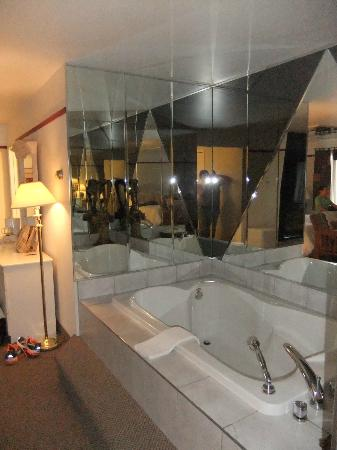 Hotel Bromont: le bain tourbillon