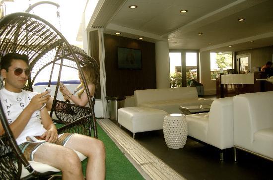 Stay Hotel Waikiki: Lobby
