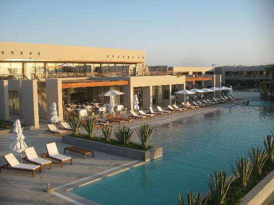 Pool picture of doubletree resort by hilton hotel for Hotel luxury resort paracas