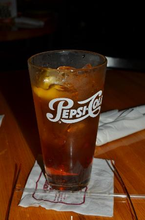 Applebee's: Ice cold Tea