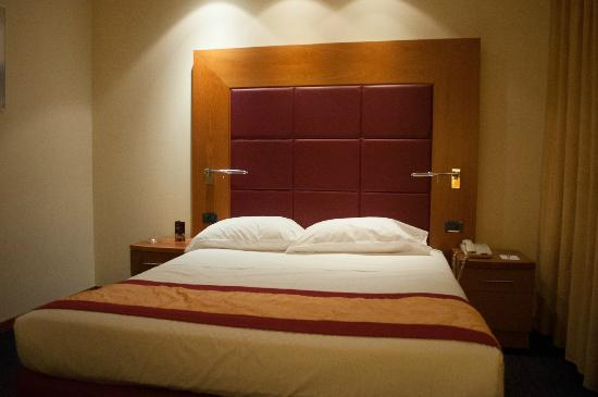 Crowne Plaza Venice East-Quarto d'Altino: Double bed