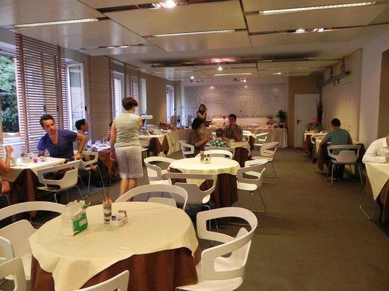 CIT Hotel Britannia: dining hall