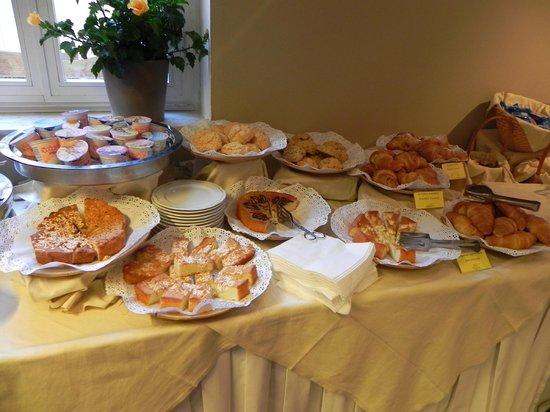 CIT Hotel Britannia: breakfast