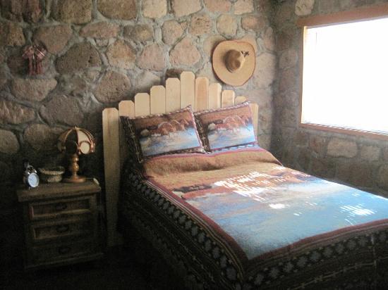 D.D. Gamble Guest Lodge: Charro Room (Mexican Cowboy)