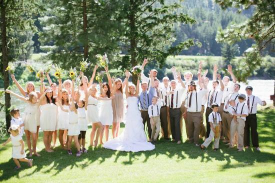 Wedding @ River Edge Resort