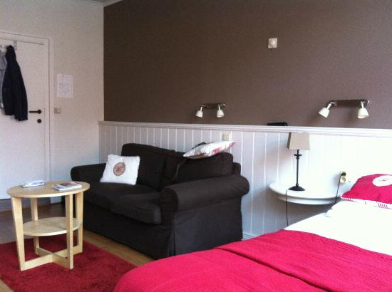 Hotel-Flats Leopold: superior room