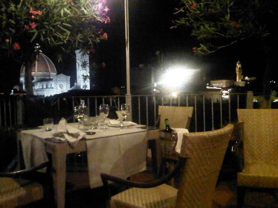 Tavolo Con Vista Picture Of Terrazza Brunelleschi
