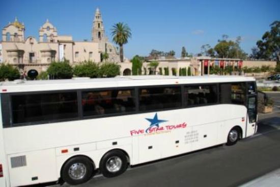 Bus Tour San Diego To Ensenada