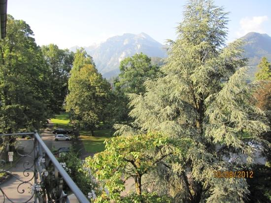 Hotel Interlaken: room view
