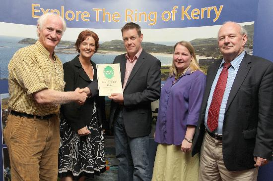 Brook Lane Hotel: Eco Friendly Hotel Kenmare Kerry