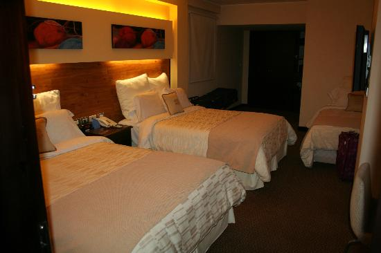 Sonesta Hotel Cusco: Double Room with Extra Bed