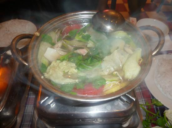 Nhat Ly: Hotpot
