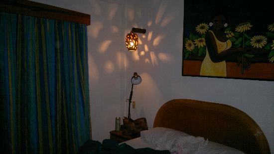 Hotel Coco Paraiso: Nuestra habitacion