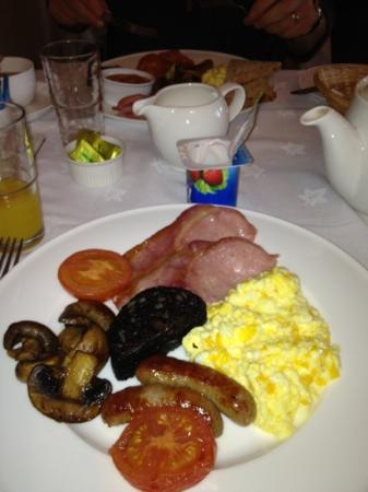 Vallum Lodge Guest House: vallum breakfast