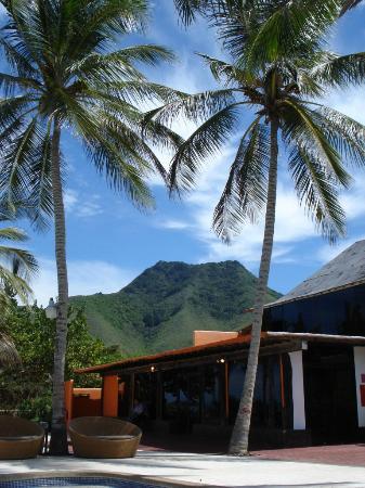IKIN Margarita Hotel & Spa: Cerro guayamuri