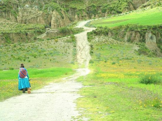 La Paz on Foot: Hampaturi Valley