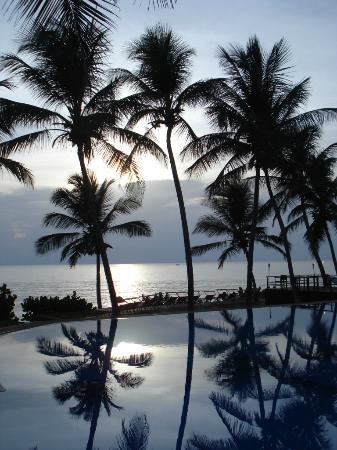 IKIN Margarita Hotel & Spa: Amanecer