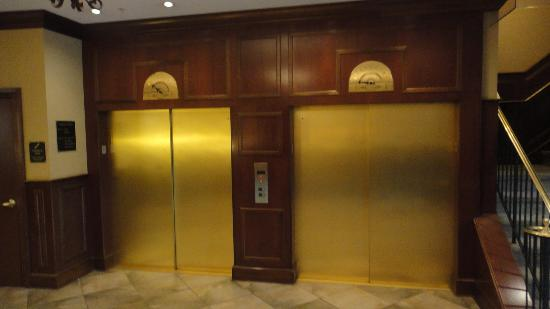 Fairfield Inn & Suites Albany Downtown: Elevator