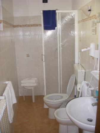 Locanda del Sole: Bathroom