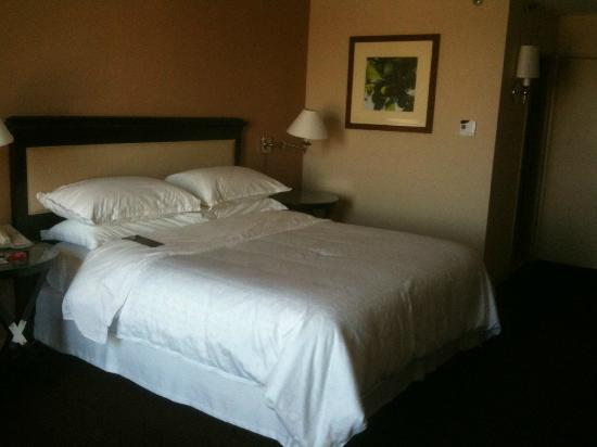 Sheraton Dallas Hotel by the Galleria: King bed