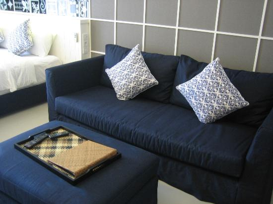 Astana Pengembak Suite Apartment & Villa: Sitting area