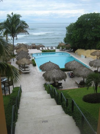 The Royal Suites Punta de Mita: View from 2nd floor hall