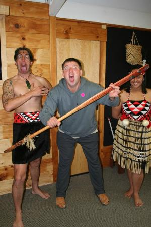 New Zealand Maori Arts and Crafts Institute: ROTORUA NEW ZEALAND