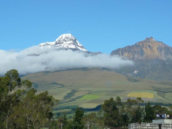 Chuquiragua Lodge & Spa: Ilinizas Norte Y Sur