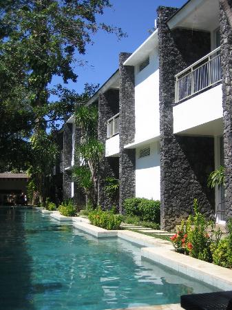 Astana Pengembak Suite Apartment & Villa: The pool