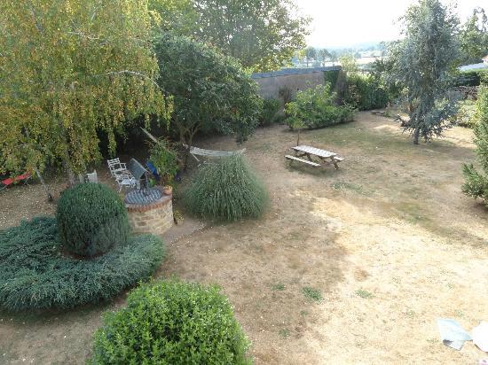La Grange du Bourg : Jardin