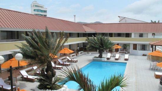 La Piedra Hotel: PISCINA
