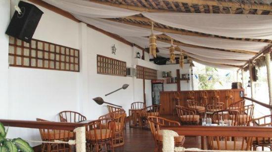 La Piedra Hotel: BAR