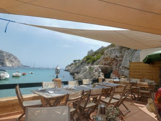 Le Lunch: Lunch with a View in Sormiou