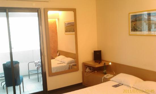 Hotel Souleia : chbre