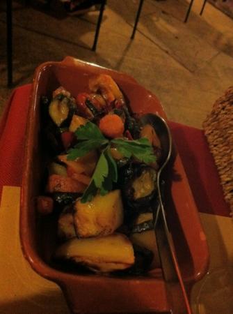 Cum Quibus: verdure al forno