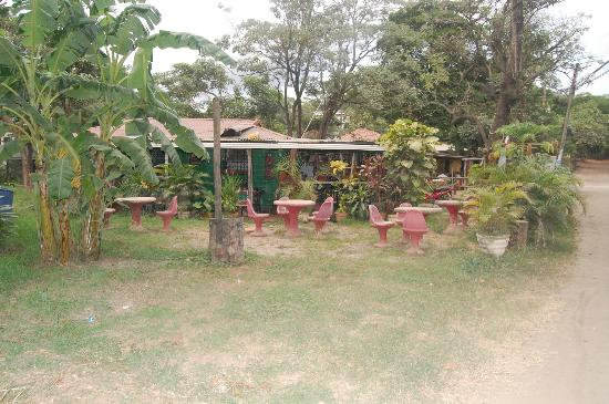 Nuestra Casita : view from the outside