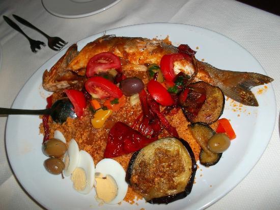 Trattoria Medusa - Da Kamel: cous cous pesce