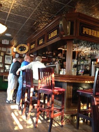 Black Dog Pub Toronto Ontario